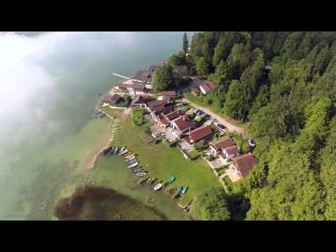 Le Haut-Doubs - YouTube - Paysages filmés par un drone