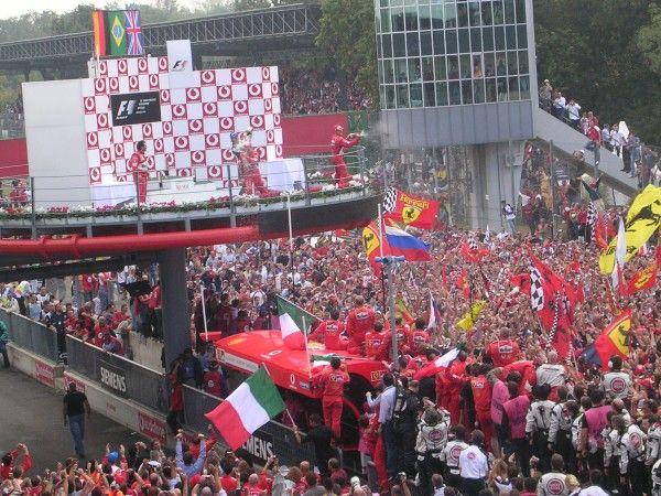 Formule 1 : Monza, dates et horaires du GP d'Italie 2015
