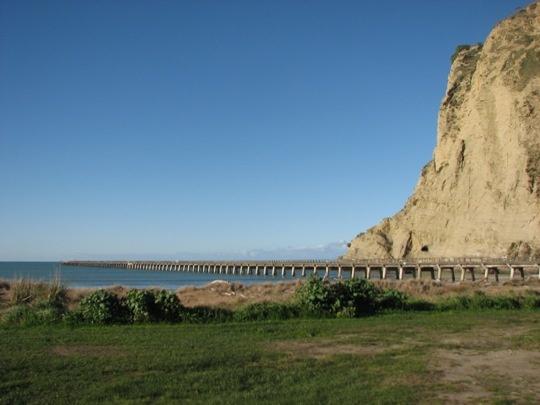 Tolaga Bay Wharf.  New Zealand Historic Places Trust Pouhere Taonga