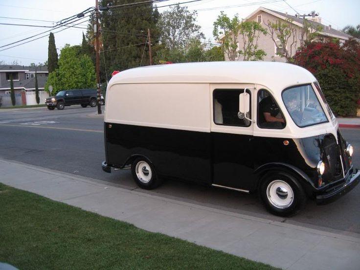 Rutledge Wood His 1949 Chevrolet Step Van Featuring A 525 Horsepower