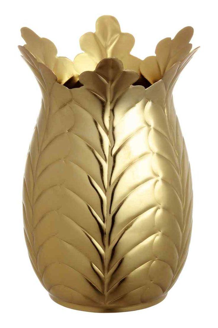 Metal vase | H&M