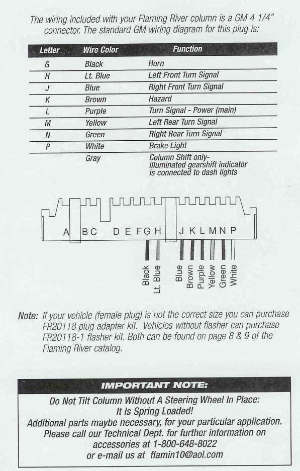 17 chevy truck steering column wiring diagram  truck