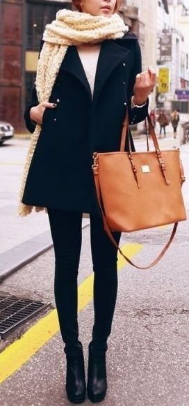 20 Cozy Fuzzy Winter Styles - Page 2 of 4 - Fashion's Girl