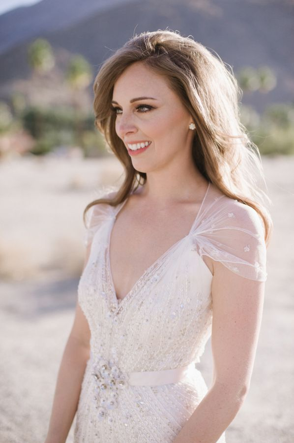 Bride in Jenny Packham Gown 6 | photography by http://melissagidneyphoto.com