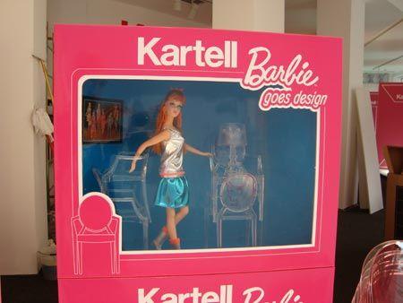 kartell and barbie goes design - Google-søgning magia2000.com