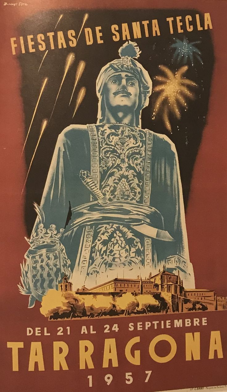 Santa Tecla 1957