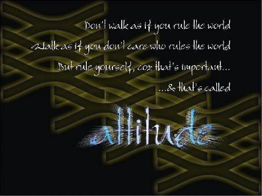 bad attitude quotes for girls | Attitude Quote Picture - Quote Photo #20660