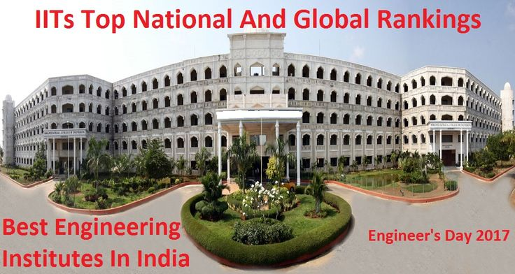 Engineer's Day 2017: Best #Engineering Institutes In #India  IITs Top #National And #Global Rankings!  Engineer's Day is celebrated to mark the birth anniversary of M. Visvesvaraya.  More Info: https://www.eabhyasa.com/notification/engineers-day-2017-best-engineering-institutes-in-india