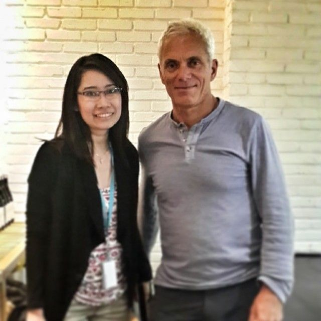 With Jeremy Wade, the River Monsters master #RIVERMONSTERSASIA #JeremyWade #RiverMonst | OnInStagram