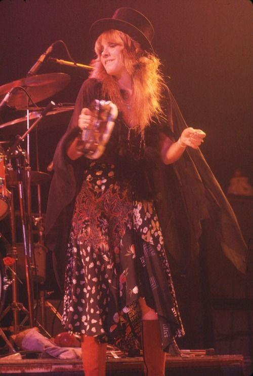 Stevie nicks Fleetwood Mac live 1976