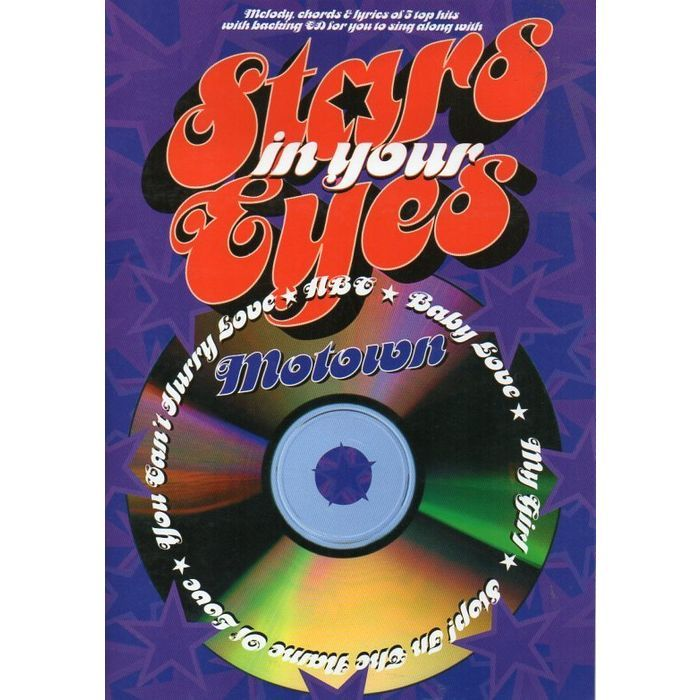 Stars In Your Eyes Motown Sing Along Melody Chords Lyrics Sheet Music Book + CD Listing in the Contemporary,Sheet Music & Song Books,Musical Instruments & Gear Category on eBid United Kingdom | 158754050