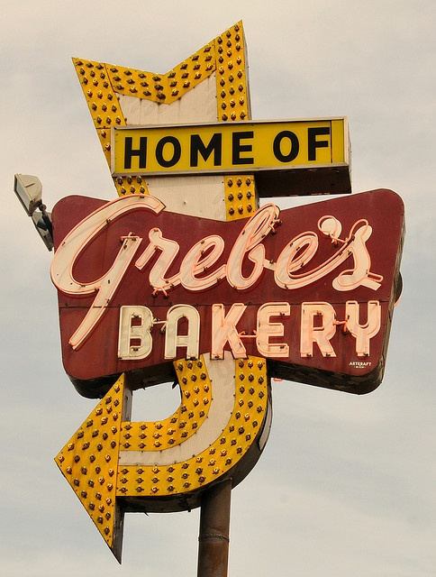 Home of Grebe's Bakery.....  Milwaukee, Wisconsin
