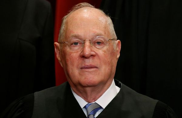 Supreme Court Justice Anthony Kennedy Not Retiring For At Least Another Year