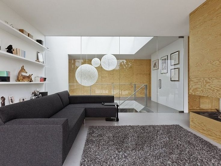 Villa Bloemendaal By Dutch Firm Paul De Ruiter Architects. Interior  Detailing By