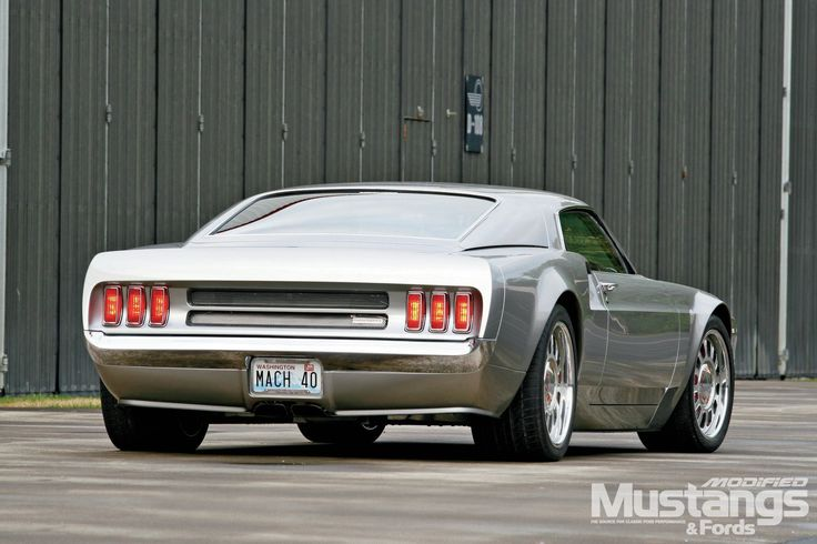 1969 Ford Mustang Mach 40 - Best Muscle Cars at http://www.supercarsautos.com/