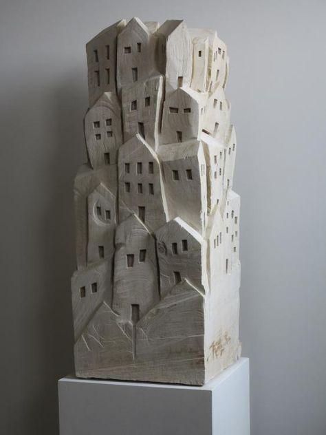 Die besten 25+ Skulptur Ideen auf Pinterest Antony gormley - designer holzmobel skulptur