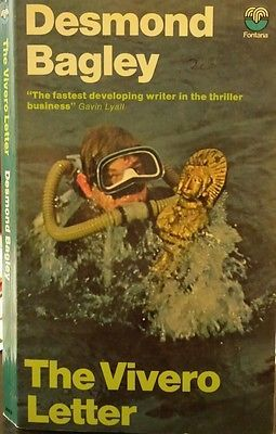 The Vivero Letter by Desmond Bagley