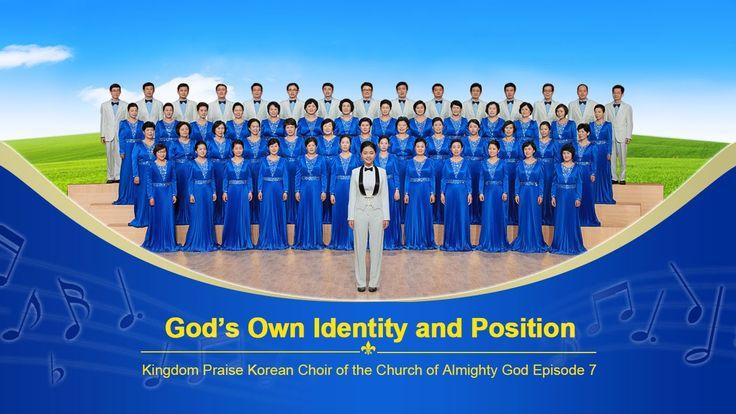 Love of God   Korean Choir of the Church of Almighty God—The Eastern Lig...