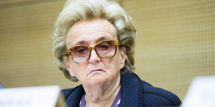 Bernadette Chirac.  - La que fuera también primera dama de Francia, ocultó durante mucho tiempo la poligamía de su esposo, Jacques Chirac.