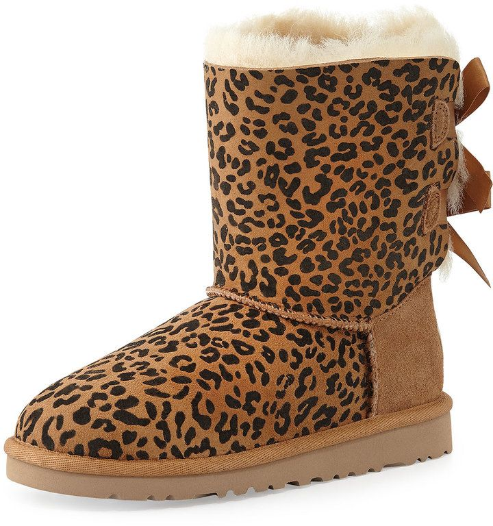 kids leopard print ugg boots | division of global affairs