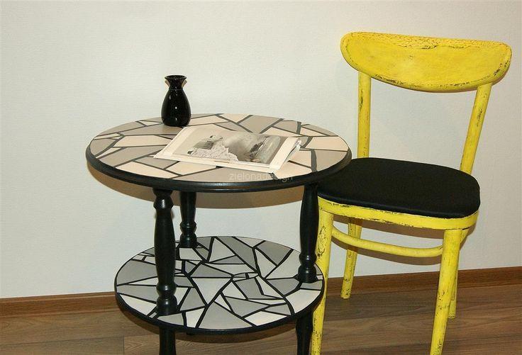 Krzesło Kaczeniec sklep.zielonadesign design z odzysku