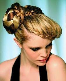 peinados casuales y modernos nuevos y hermosos peinados con trenzas en este