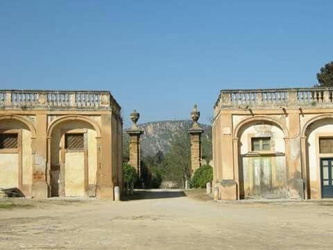 Villa Valguarnera, Bagheria (PA), Sicilia