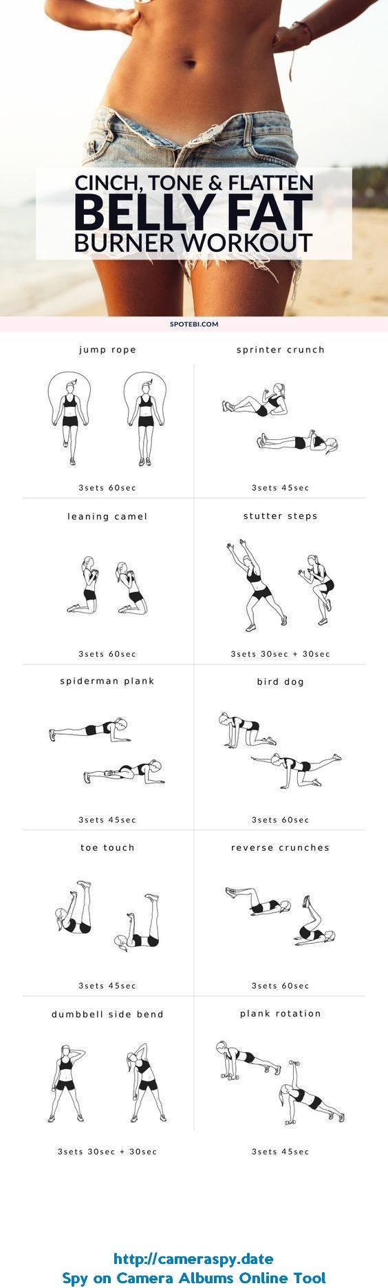 See more here â–º www.youtube.com/... Tags: tips for teens to lose weight, tips for losing weight, good tips for losing weight fast - Flatten your abs and blast calories with these 10 moves! A belly fat burner workout to tone up your