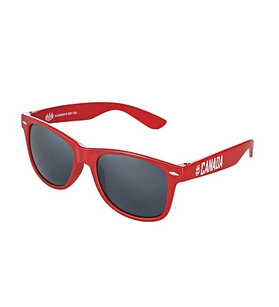 OLYMPIC COLLECTION Canada Sunglasses