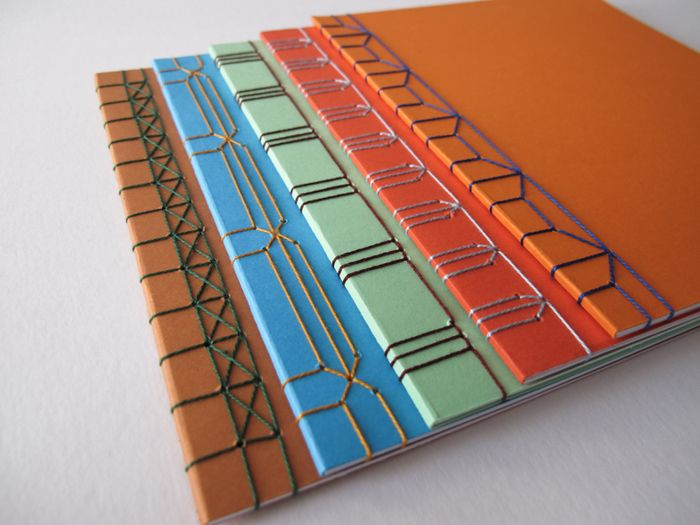 Gorgeous bindings