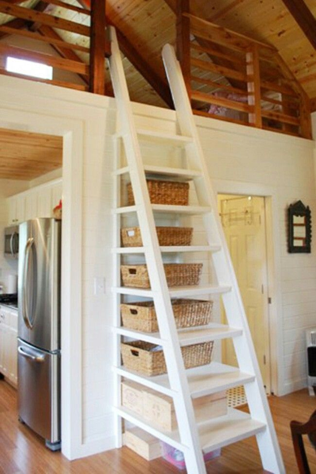 Pin By Be S On Tiny House Stairs Amp Ladders Tiny Cottage