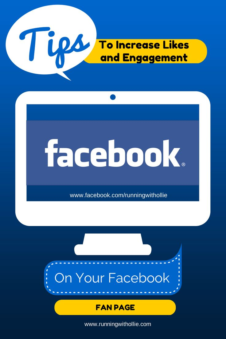 RUNNING WITH OLLIE: Social Media Sunday: 5 Tips to Increase Likes and Engagement on Your Facebook Fan Page