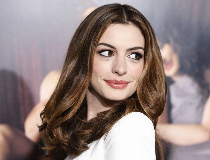 Anna Hathaway Inspirational Woman Crush