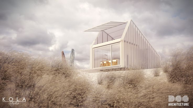 Beach House - visualization of a D44 project