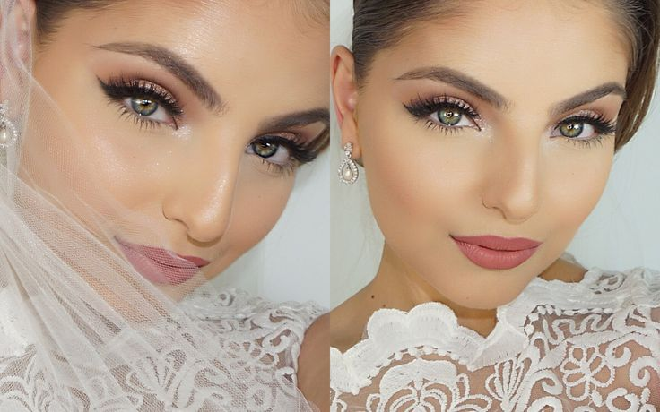 Hi my loves! Today's tutorial is one you have all requested like CRAZY haha and one that is very dear to my heart, it is the makeup look I wore on my wedding...