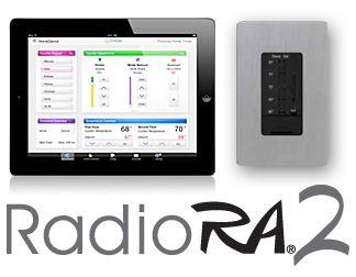 Lutron RadioRA2 - Single room to whole home lighting control system.