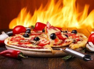 Pizza la minut! Invata si tu sa o prepari! - VIDEO