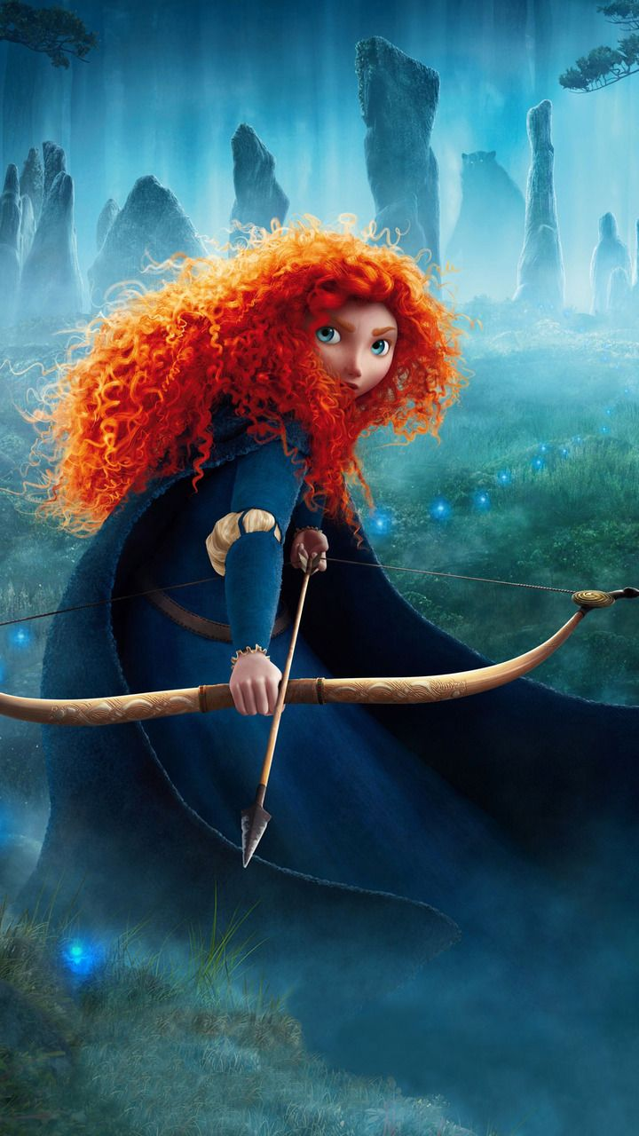 Princess Merida - Brave