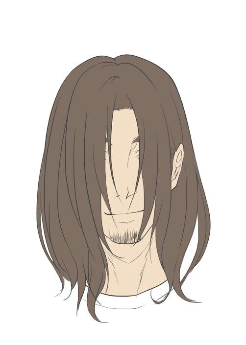 Haikyuu!! - Asahi Azumane - Hair Down - Capelli sciolti - #haikyuu