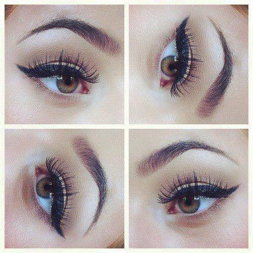 Perfect neutral cat eye
