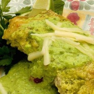 Check out this great new recipe from the rancho...  Salsa de Chile Poblano  http://rancholascascadas.com/recipe-chile-poblano-sauce/?utm_content=buffer40a40&utm_medium=social&utm_source=pinterest.com&utm_campaign=buffer