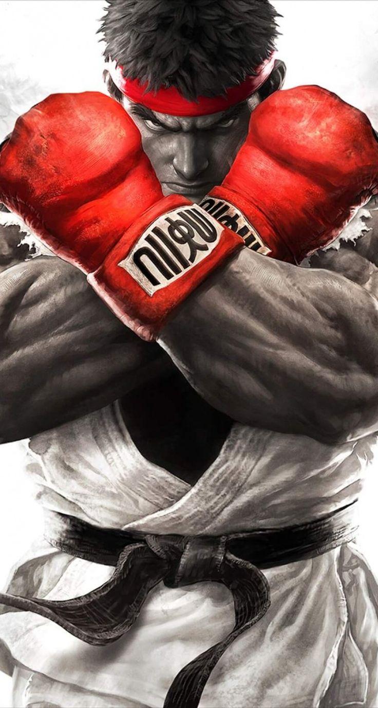 Street Fighter HD Desktop Wallpapers for