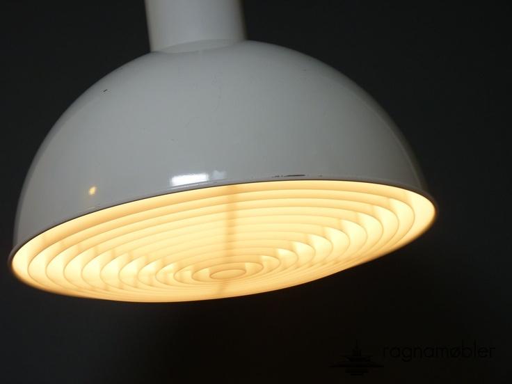 "fog & mørup  ""Bunker"" by Jo Hammerborg   rare big version of this nice industrial lamp"