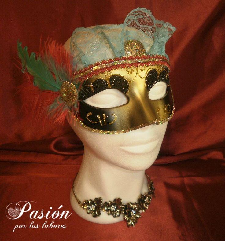 Mascara Dorada Contacto: lany@pasionporlaslabores.com