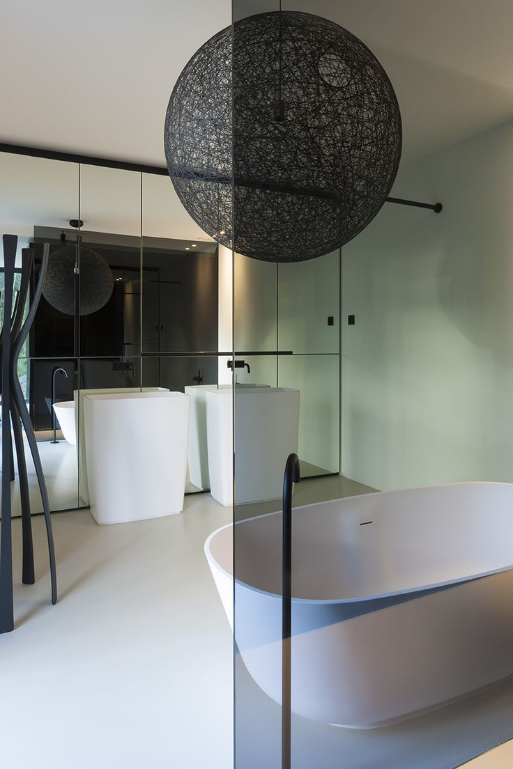 Ceramic bathroom tile acquerelli shower fixtures for sale too - Sofie De Backer Interieurarchitecte Woning Kantoor Te Kalmthout Foto S Liesbet Goetschalckx Interior Architecturebathroomsroom