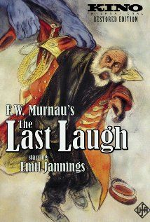 The Last Laugh / HU DVD 4647 / http://catalog.wrlc.org/cgi-bin/Pwebrecon.cgi?BBID=6906556