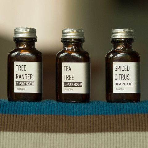 The best smelling beard oil a Man can buy. It smoothes frizz, softens and helps tame your beard. Beardbrand.com