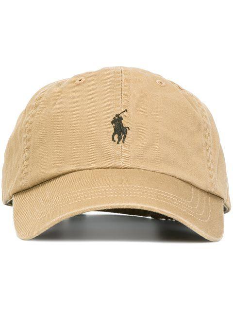 Compre Polo Ralph Lauren Boné com logo em Giulio from the world's best independent boutiques at farfetch.com. Compre em 400 boutiques em um único endereço.
