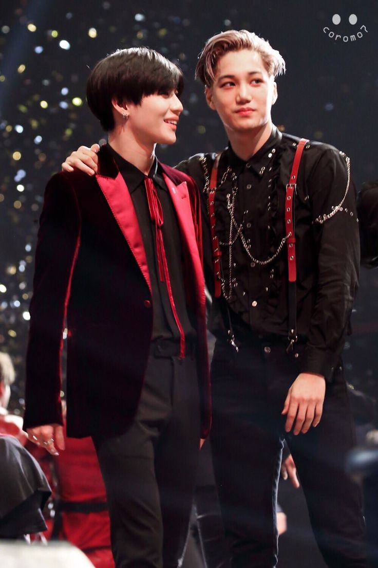 138 best TaeKai images on Pinterest | Messages, Posts and ...