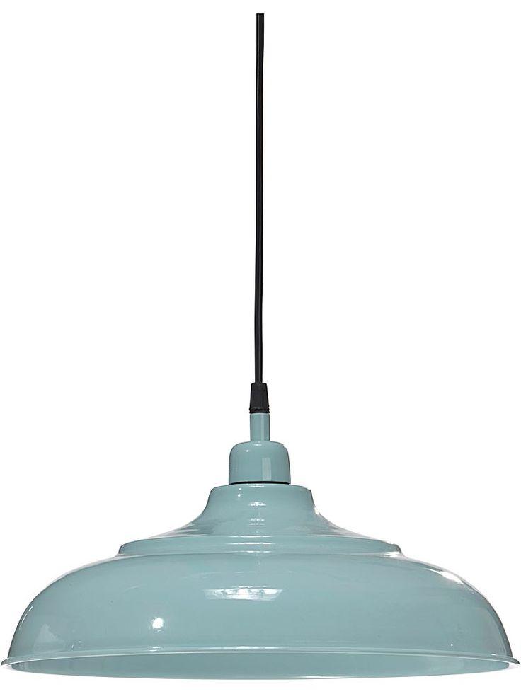 PR Home Avignon taklampa ljusblå